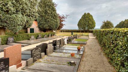 begraafplaats gemeente Vlagtwedde